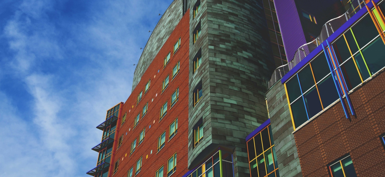 UPMC Children's Hospital of Pittsburgh exterior