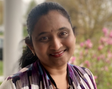 Anuradha Karunanidhi, BPharm, MS